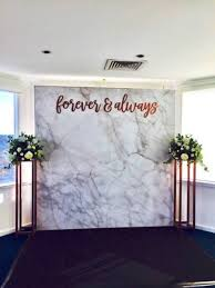wedding backdrop australia photo wall backdrop marble flower wall hire miscellaneous goods