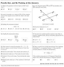7th grade math printable worksheets worksheets