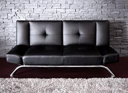 Black Sofa Sleeper by Amazon Com Dhp Emma Convertible Sleeper Futon Black Kitchen