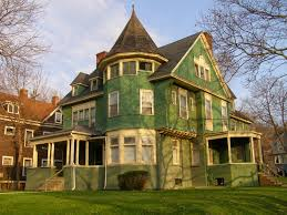 Queen Anne Style by My Central New York Queen Anne And Stick Style Survivors On