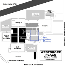 Florida Mall Floor Plan Amc West Shore 14 Map Tampa Fl I Found This Map At Mal U2026 Flickr