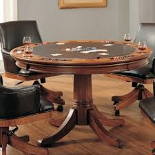 Dining Room Poker Table Classic Game Tables You U0027ll Love Wayfair