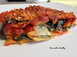 jeux de cuisine lasagne lasagne aux blettes fondantes et healthy mes recettes healthy