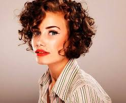 curly perms for short hair 25 curly perms for short hair short hairstyles haircuts 2017