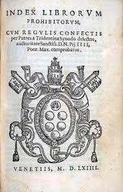 index librorum prohibitorum wikipedia