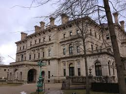 an audio tour at the newport mansions u2013 preservation in pink