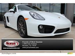 porsche cayman white 2014 porsche cayman s in white 190643 auto jäger german cars