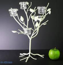 gardman blooma sherwood tealight holder tree in excess direct