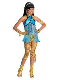 Monster High Halloween Doll by Monster High Cleo De Nile Costume Monster High Monsters And
