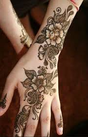 floral mehndi designs for and 2018
