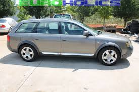 used audi allroad quattro parts for sale
