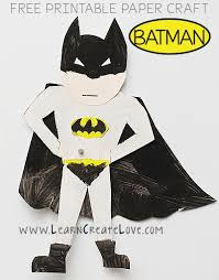 batman coloring pages print color craft