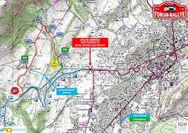 Monte Carlo Map Wrc Rally Montecarlo 2017 La Guida Alle Prove Speciali Rallyssimo
