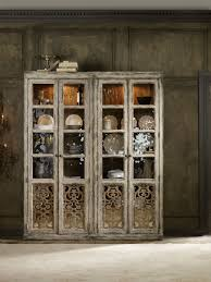 dining room curio hooker furniture dining room chatelet bunching curio 5351 75908