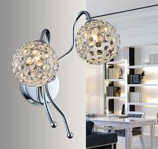 Crystal Wall Sconces by Modern Crystal Wall Sconces U2014 Complete Decorations Ideas Bedroom