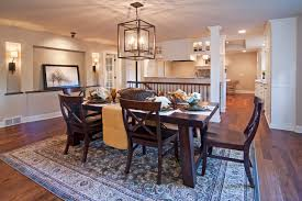 Kitchen And Dining Room Lighting Dining Room Traditional Dining Room Minneapolis By