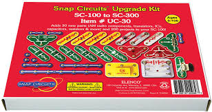 Home Designer Pro 7 Upgrade Amazon Com Snap Circuits Uc 30 Upgrade Kit Sc 100 To Sc 300 Toys