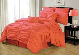 Coral Colored Comforters Teal Coral Bedding The Teal Reef Reversible Patterned Throw