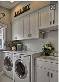 9 inspirational laundry rooms you need in your life this white