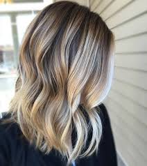 hair platinum highlights 20 trendy and chic bronde hair ideas