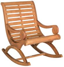 Modern Teak Outdoor Furniture by Porch Rocking Chair Outdoor Furniture Safavieh Com