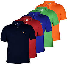 pro lapes s multicolor polo t shirt set of 5 in