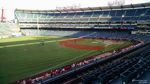 monster truck show anaheim stadium angel stadium section 307 rateyourseats com