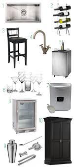 10 Must Haves For Your by 10 Must Haves For Your Bar Kitchen Bath Trends