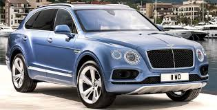 bentley bentayga engine bentayga diesel unveiled with 435 hp and 900 nm