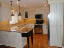 Pot Lights Kitchen Custom Kitchen Renovation In Thornhill Canadiana Kitchens Barrie