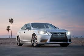 lexus is300 quarter mile 2015 lexus ls 460 first test motor trend