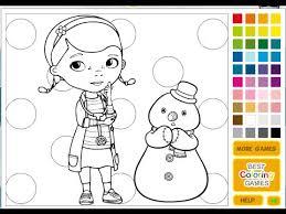 free doc mcstuffins coloring pages kids doc mcstuffins