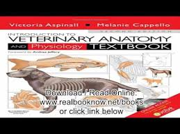 Anatomy And Physiology Pdf Books Introduction To Veterinary Anatomy And Physiology Textbook 2e Pdf