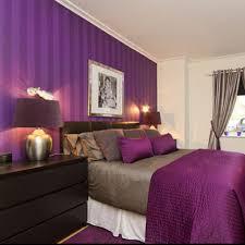 Best  Purple Striped Walls Ideas On Pinterest Striped Walls - Interior design purple bedroom