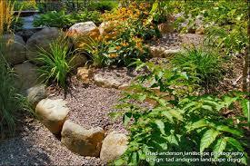 stone steps minnesota landscape design rustic landscape