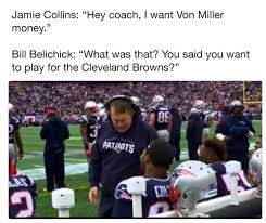 Von Miller Memes - 7 best memes of the new england patriots trading jamie collins to