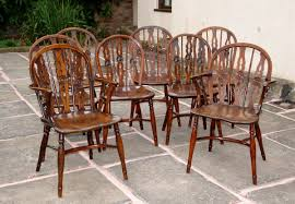 Yew Dining Table And Chairs Item No Longer Available Antiques