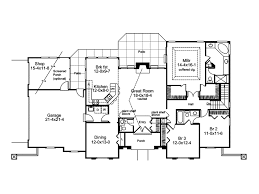 southwestern home plans pomona park southwestern home plan 007d 0166 house plans and more