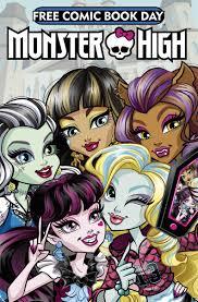 jan170044 fcbd 2017 monster free comic book