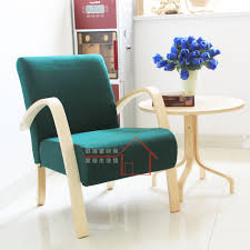 Single Living Room Chairs Lounge Chairs Green Lounge Chair Lounge Bench Furniture Accent