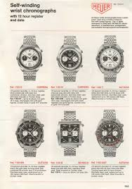 onthedash the definitive guide to heuer