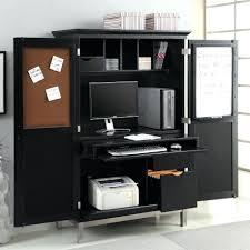 Computer Desk Armoire Oak Medium Image For Computer Desk Armoire Cabinet Furniture Office