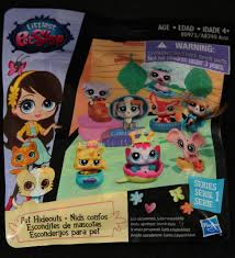 Blind Bag Littlest Pet Shop Littlest Pet Shop Pet Hideouts 2015 Wave 1 Blind Bag Blindboxes