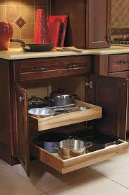 Kitchen Cabinets Base Roll Tray Base Cabinet Decora Cabinetry