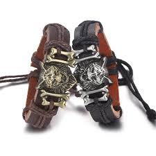 personalized charms bulk 100 layer leather fashion boutique bracelet