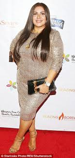 does mj from shas wear a wig mercedes mj javid reveals 15 pound weight loss daily mail online
