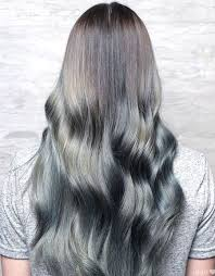 black grey hair different shades of grey hair color for 2018 best hair color