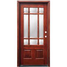 How To Install A Prehung Exterior Door Replacing A Front Door Two Front Doors Actually