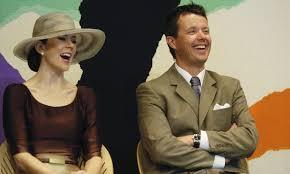 prince frederick crown prince frederik and crown princess of denmark s