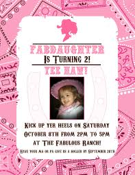 Invitation Cards For 40th Birthday Party Cowgirl Party Invitations U2013 Gangcraft Net